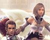 Ashe, Balthier & Fran Artwork